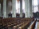 Amiens (80) Ville et Cathédrale CC18C Mai  2012