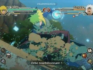 Naruto Shippuden : Ultimate Ninja Storm Generations - Histoire de Minato Namikaze - 07