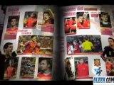 طريق منتخب اسبانيا ليورو 2012