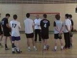 Le pôle formation d'Aix en Provence Handball