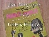 Frederic Pommier Paroles Paroles Comédie du Livre Montpellier Juin 2012