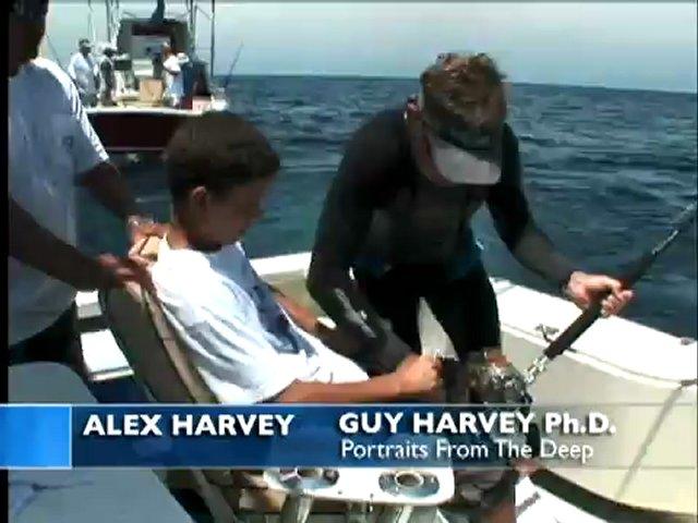 Guy Harvey Sampling Offshore