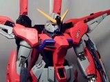 1/100 MG Blazing Destiny Gundam (TT Hongli) Custom Review