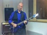 "stage de Blues workshop ""I'm on my way to Atlanta"" (Freddie King)"