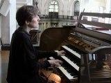Orgue du temple de Nancy. JS Bach : Sinfonia de la cantate 29 (transcription M. Dupré)
