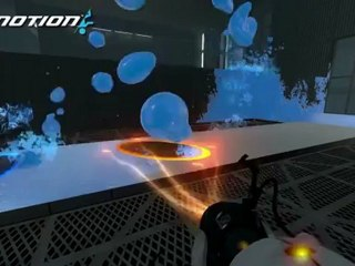 Portal 2 in Motion - Trailer de l'E3 de Portal 2
