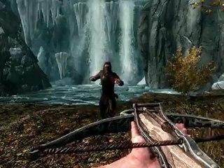 The Elder Scrolls V: Skyrim - Tráiler Dawnguard E3