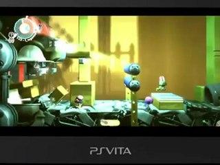 PlayStation® Vita E3 Trailer de LittleBigPlanet