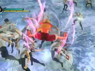 E3 2012 Trailer de One Piece Pirate Warriors