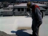 Malatya açık teras izolasyonu/Birpol sprey poliüretan köpük