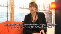 Orange Day à TELECOM ParisTech