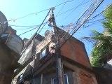 BRESIL- Rio de Janeiro: A l'interieur de la Favela