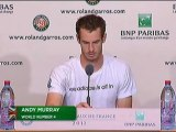 Murray rues missed chances