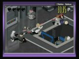CGRundertow LEGO STAR WARS II: THE ORIGINAL TRILOGY for Game Boy Advance Video Game Review
