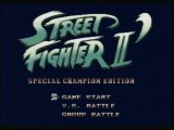 CGRundertow STREET FIGHTER II: SPECIAL CHAMPION EDITION for Sega Genesis Video Game Review