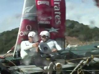 Team Boat Footage: Best of Oracle 4