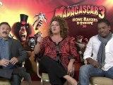 Madagascar 3 : Interview voix françaises et extraits