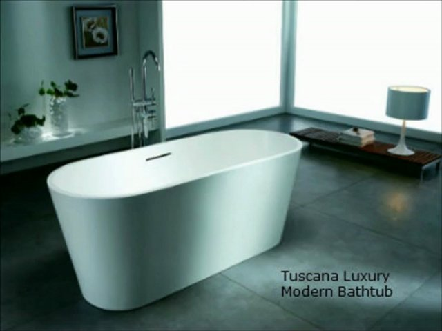The Interior Gallery Presents Modern Bathtubs For Your Home