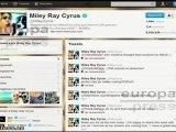 Miley Cyrus se promete con Liam Hemsworth
