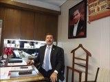 AK Parti Manisa Milletvekili Dr. Selçuk Özdağ TRT3 Radyosunda Parlamento programının konuğu oldu