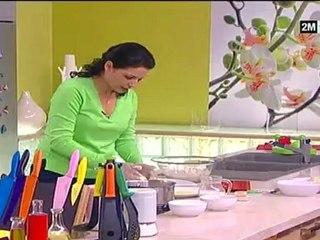 Choumicha - Banane aux caramel et Beignet au riz Recette Pour Enfants Facile
