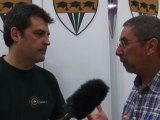 Causerie avec Jean-Louis Ricci à AIPU2012