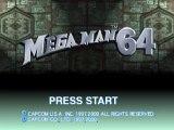 [Défi] Megaman 64