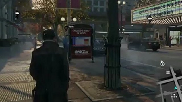 Watch Dogs E3 2012 Gameplay Trailer #1