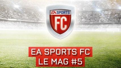 EA SPORTS FC Le Mag 5