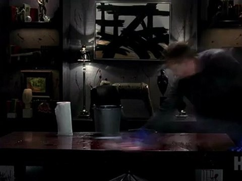True Blood Season 5: Episode 1 Clip - Bill and Eric