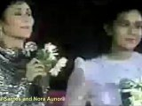 CLIPS - Vilma Santos and Nora Aunor