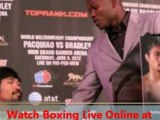 watch Timothy Bradley vs Manny Pacquiao ppv boxing live stream