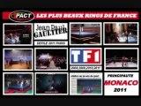 MONACO CATCH SUR EAU RING FLOTTANT PLATEFORME EVENEMENTIELLE EVENTS