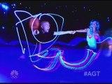 Aurora Light Painters - America's Got Talent 2012