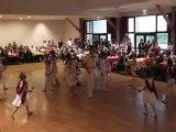 gala  2012  - danses à deux à Douarnenez -  enfants niveau 1- rock