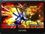 STREET FIGHTER X TEKKEN - E3 2012 PS Vita Tekken Gameplay Video
