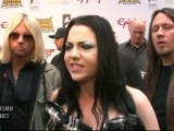 AMY LEE DEFENDS EVANESCENCE