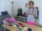 Do it yourself : le collier fluo en corde