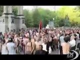 Canada: nudi contro il Gp di Formula Uno. Proteste a Montreal anche contro eccessive tasse universitarie