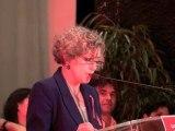 Intervention de Marie-Hélène Fabre, candidat sur la 2e circonscription de l'Aude