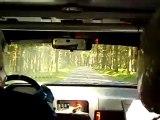 Rallye Luronne ES 1