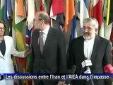 Nucléaire: les discussions entre l'AIEA et l'Iran dans l'impasse