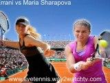 Sara Errani vs Maria SharapovaSara Errani vs Maria Sharapova Live Stream PC TV, French Open Finals, 09-June-2012