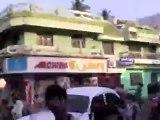 Inde du Sud - Rickshow à Pondichéry
