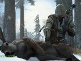 ASSASSIN'S CREED III - E3 2012 Frontier Demo Walkthrough | HD