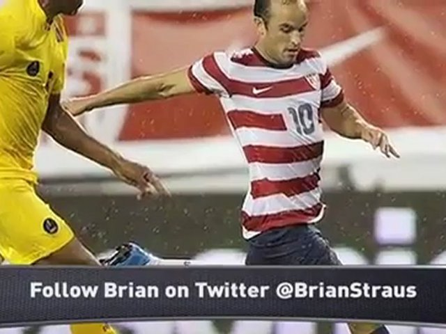 US Soccer Wins First World Cup Qualifier
