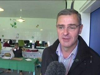 Sarthe 4ème circonscription: Marc Joulaud (UMP) confiant