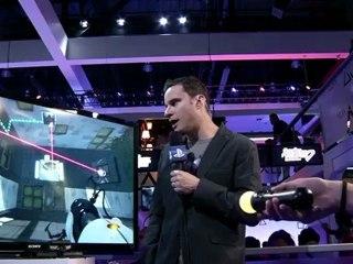 Portal 2 in Motion de Portal 2