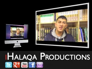 We need your Support! Please Subscribe to iHalaqa Productions & Help Spread Our Friday Reminders