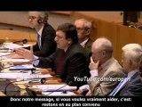 U.E. - Nigel Farage : LES BONS A RIEN de Bruxelles - 28 Juin 2011